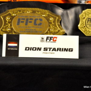 Dion Staring Gym MMA - PT 18