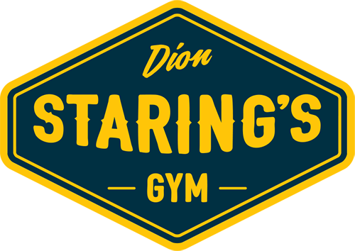 logo Dion Staring Gym MMA - PT