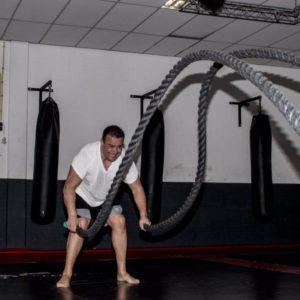 Dion Staring Gym MMA - PT 56 Toni Iniquez