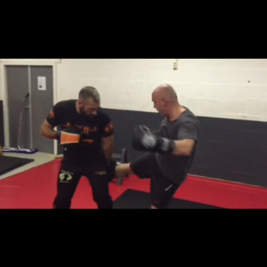 Dion Staring Gym MMA - PT 64