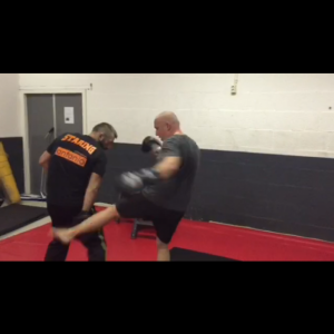 Dion Staring Gym MMA - PT 65